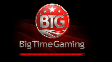 Holy Diver de Big Time Gaming