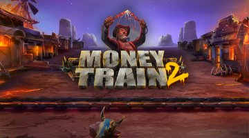 Tragamonedas Money Train 2 de Relax Gaming